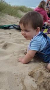 William, 10 months old x