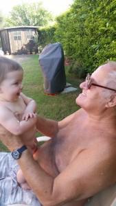 Me and my Grandad xx