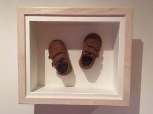 The shoes of 'those' first steps xx